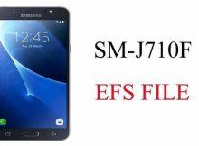 Samsung SM-J710F U6 EFS File 7