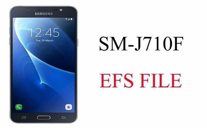 Samsung SM-J710F U6 EFS File 5
