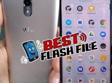 Wiko View GO Flash File 3
