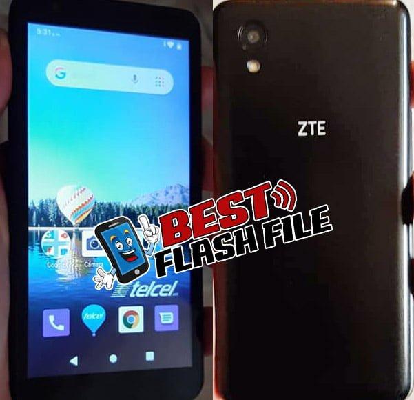 ZTE Blade L8 Telcel Flash File 3