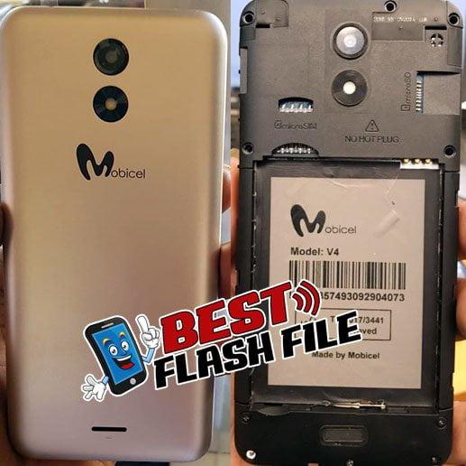 Mobicel V4 Flash File | Firmware 3