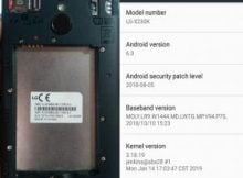 LG X230k Flash File | Firmware 1