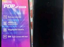Tecno Pop 2 Power B1P Flash File | Firmware 3