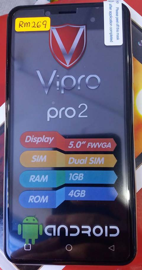Vipro PRO 2 Flash File | Firmware 3