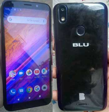 BLU G6 G0210 Flash file