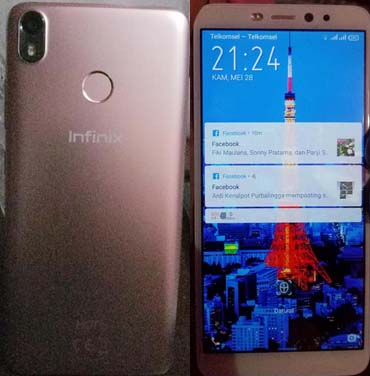 Infinix Hot S3 X573 Firmware