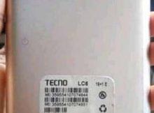 Tecno Pouvoir 3 Air LC6 firmware