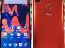 Wiko View Max W_P200 Firmware