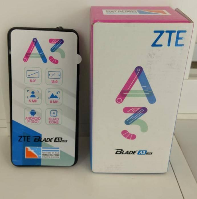 ZTE Blade A3 2019's Firmware