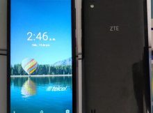 ZTE Blade A5 2019 Telcel 's firmware