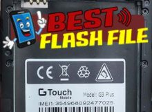 g touch g3 plus flash file firmware
