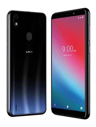 Lava Z52 Pro LH9910 Firmware
