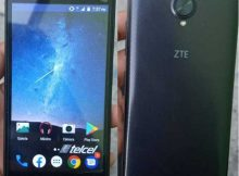 ZTE Blade L7A Telcel Flash File Firmware