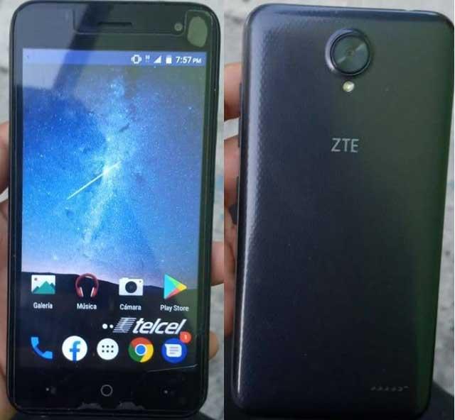 ZTE Blade L7A Telcel Flash File Firmware