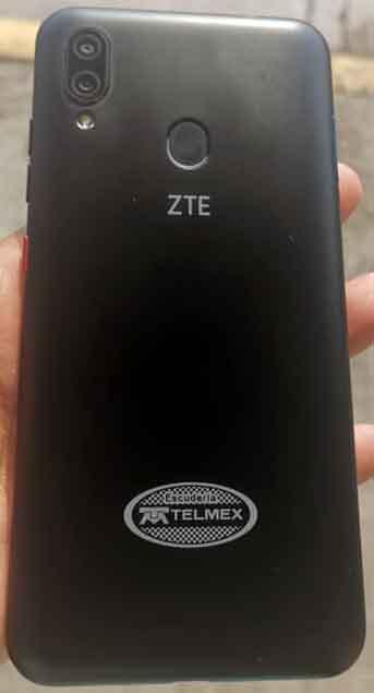 ZTE Blade V10 Vita Telmex firmware