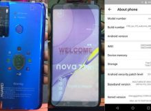 Huawei Clone Nova 7 Pro Flash File Tested Firmware