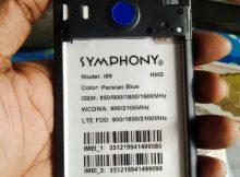 Symphony i99 flash file firmware,