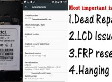 DCL L10 Flash File Tested Firmware