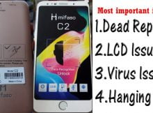 Mifaso C2 Flash File Tested Firmware