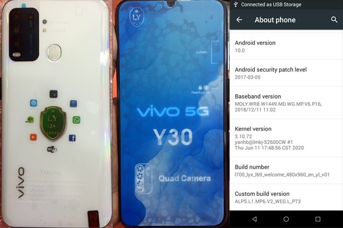 Vivo Clone Y30 Flash File Tested Firmware