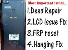 Tecno CA8 Flash File Tested Firmware