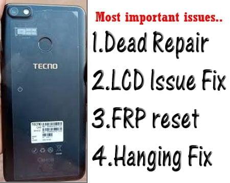 Tecno CA8 Flash File Tested Firmware