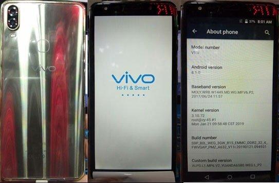 Vivo CLone V11i Flash File Tested Firmware