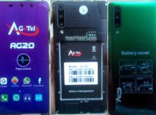 Agetel AgG20 flash file firmware,