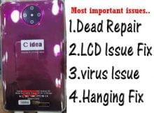 C Idea CM422 flash file firmware,