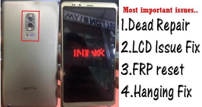 Intex Aqua Slim flash file firmware,