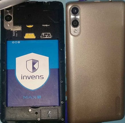 Invens A4 Plus flash file firmware,