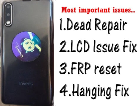 Invens A5 Plus flash file firmware,