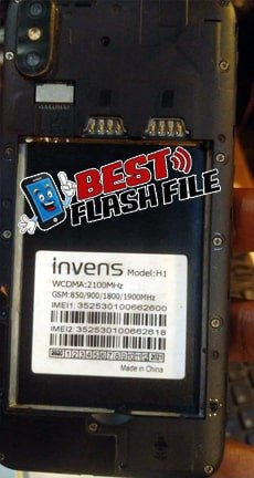Invens H1 flash file firmware,