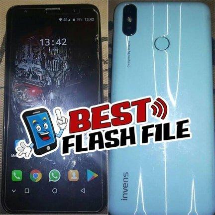 Invens V12 Plus flash file firmware,