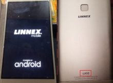 Linnex LX55 flash file firmware,