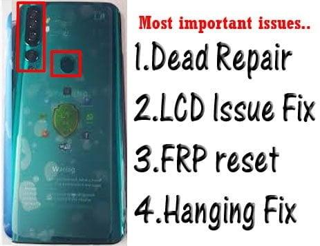 Samsung Clone A40 flash file firmware,
