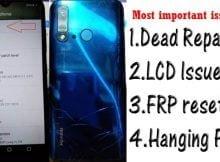Samsung Clone Nova 5i Pro flash file firmware,