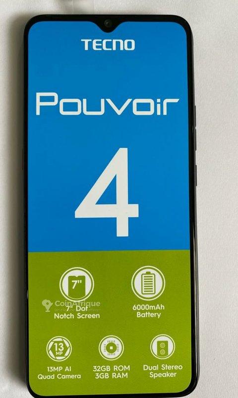Tecno Pouvoir 4 LC7 flash file firmware,