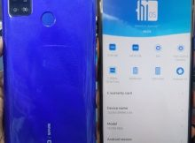Tecno Spark 6 Air KE6J flash file firmware