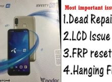 Telenor Infinity R5 flash file firmware,