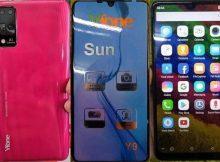 Vfone Sun Y9 flash file firmware,