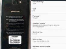 Walton Primo RH3 flash file firmware,