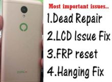 Zong Z2 flash file firmware,