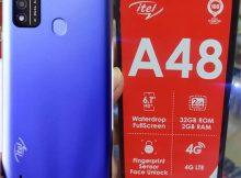 iTel A48 L6006L firmware,