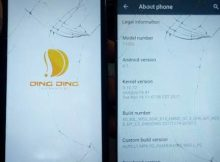 Ding Ding T1000 flash file firmware,