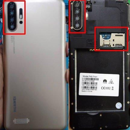 Huawei Clone P40 Pro+ flash file firmware,