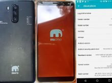 Mione K3 flash file firmware,