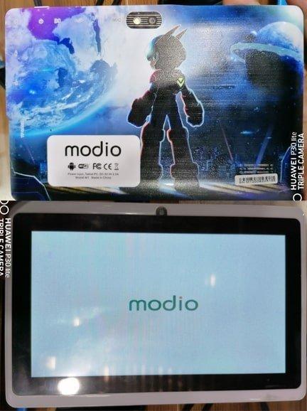 Modio M1 flash file firmware,