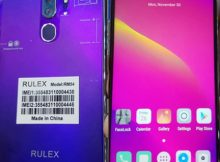 Rulex Rm54 flash file firmware tested
