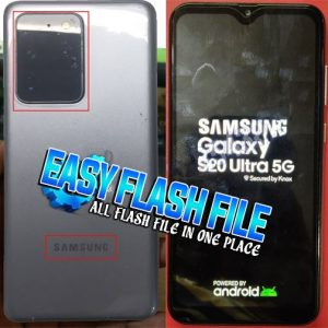 Samsung Clone S20 Ultra flash file firmware,